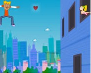 Flying kiss game online