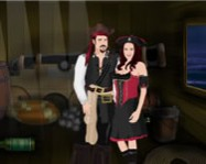 Pirates kiss online